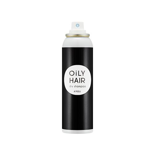 Сухой шампунь для жирных волос  A'PIEU Oily Hair Dry Shampoo