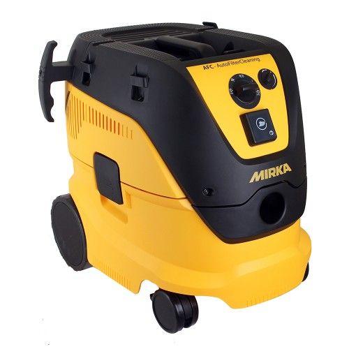 MIRKA 1230L AFC Пылесос малогабаритный для работы с электрическим шлифовальным инструментом
