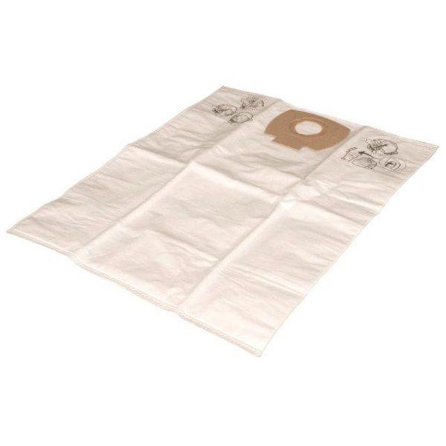 Mirka Комплект флисовых мешков для сбора пыли к пылесосам MIRKA 915/415, (упаковка 5 шт.)