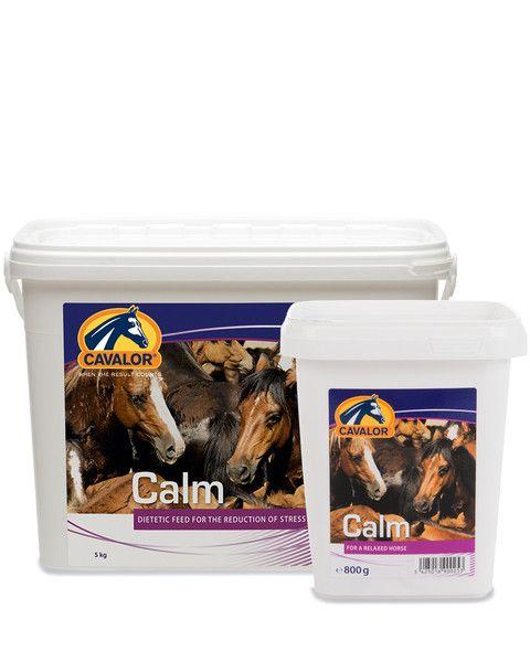 Cavalor Calm 800 г и 5 кг.