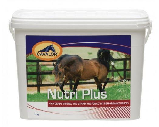 Cavalor Nutri Plus 5 и 20 кг Cavalor