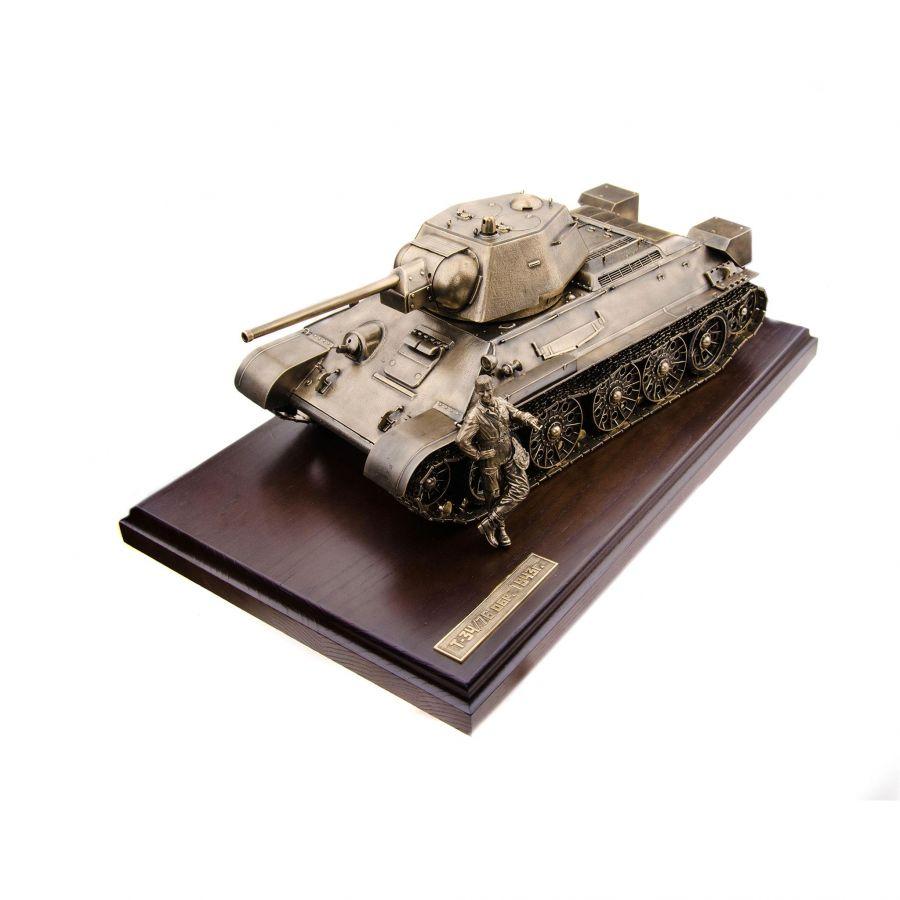 """ДИОРАМА """"ТАНК Т-34/76"""""""