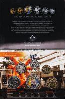 Набор из 6 монет 2012 года, Австралия