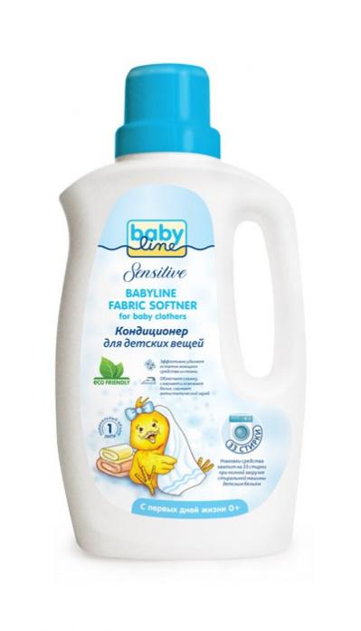BABYLINE SENSITIVE Кондиционер для детских вещей 1л.