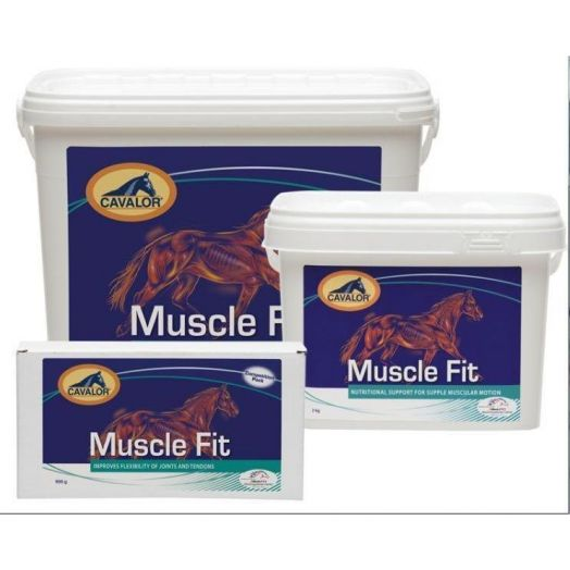 Cavalor Muscle Fit 900 г., 2 и 5 кг.