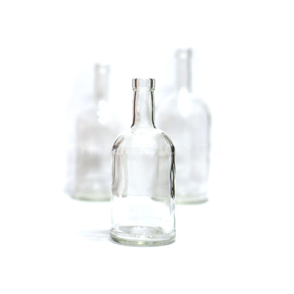 Бутылка Домашний самогон 0,5 л / 12 шт.