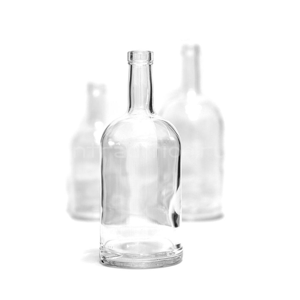 Бутылка Домашний самогон 0,7 л / 9 шт.