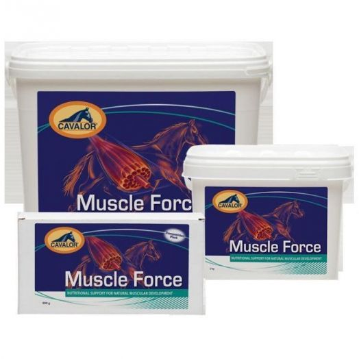 Cavalor Muscle Force 900 г., 2 и 5 кг.