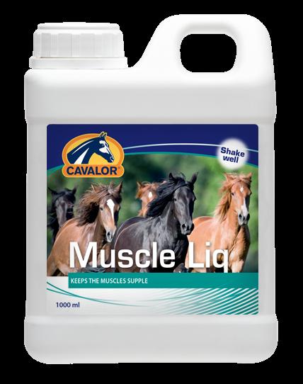 Cavalor Muscle LIq 1 л