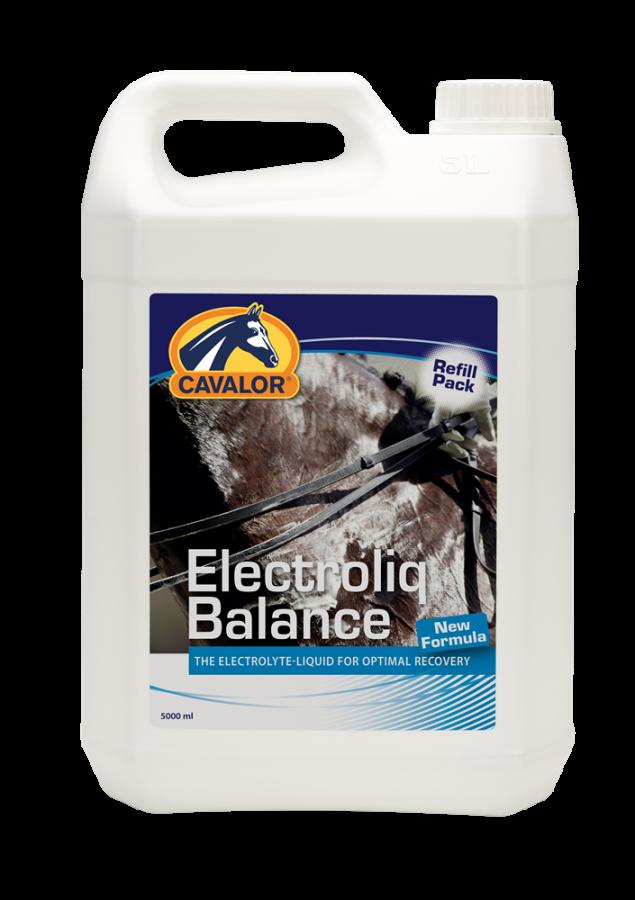Cavalor Electroliq Balance 1 и 5 л.