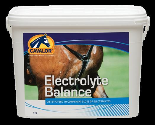Cavalor Electrolyte Balance 800 г и 5 л.