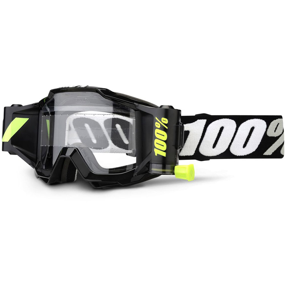 100% - Accuri Forecast Tornado Clear Lens очки с прозрачной линзой