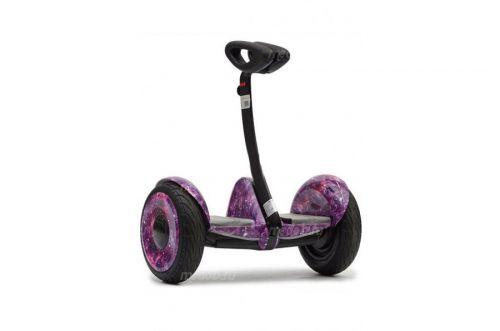 Сигвей MiniRobot PRO Космос Фиолетовый
