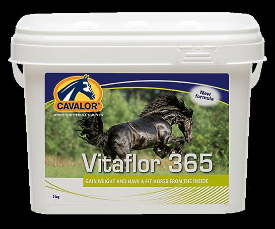 Cavalor Vitaflor 365 2 кг