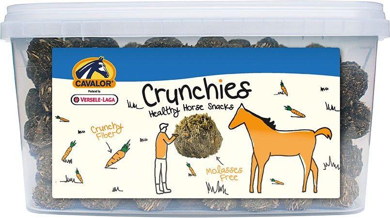 Cavalor Crunchies - 1.5 кг