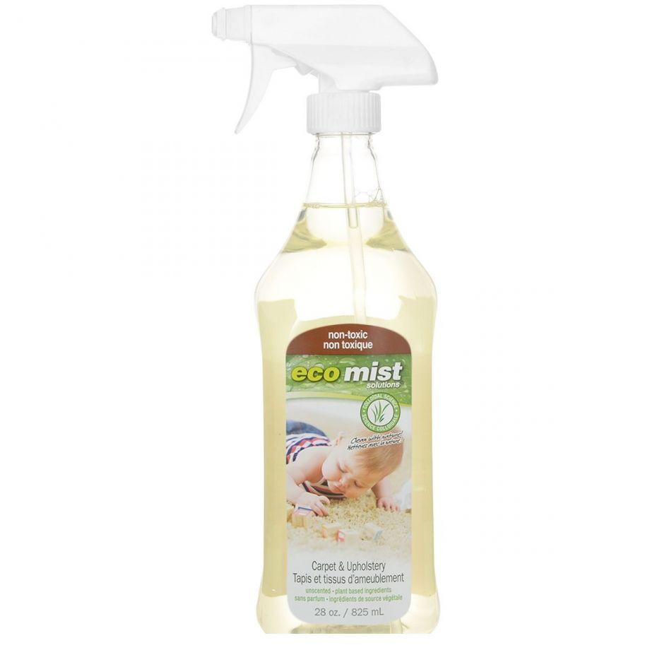 Eco Mist Средство для чистки ковров и обивочной ткани , 825 мл