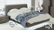 Двуспальная кровать «Наоми»