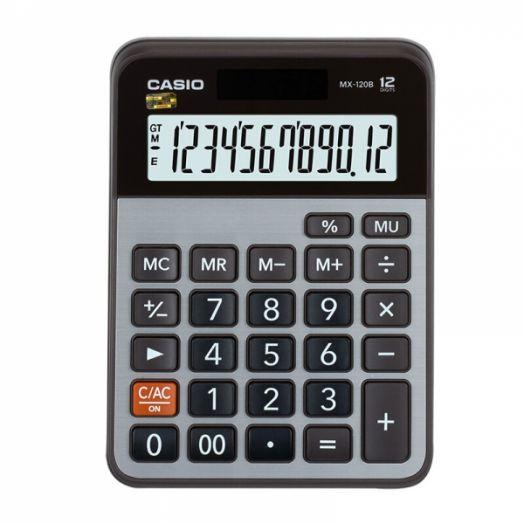 Калькулятор CASIO MX-120B(12 разр.) настольный