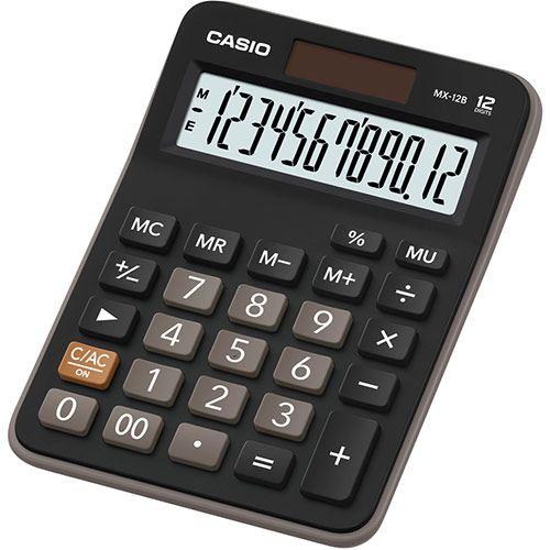 Калькулятор CASIO MX-12B(12 разр.) настольный