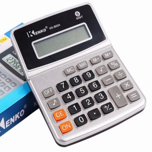 Калькулятор Kenko KK-800A (8 разр.) настольный