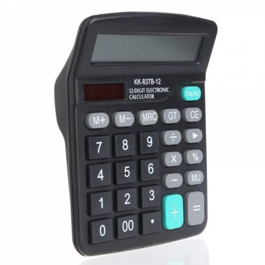Калькулятор Kenko KK-837B (12 разр.) настольный
