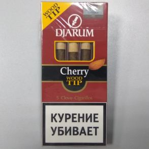 Сигариллы Djarum Wood Tip