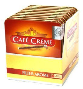 Сигариллы Cafe Creme Filter Aroma