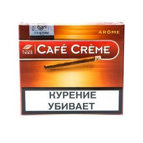 Сигариллы Cafe Creme Arome