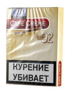 Сигариллы Cafe Creme 02 Filter Vanilla