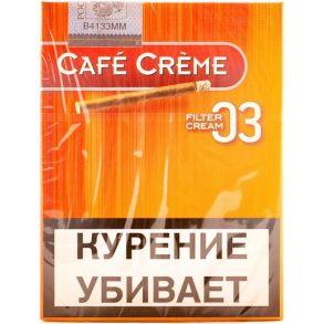 Сигариллы Cafe Creme 03 Filter Cream