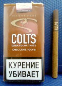 Сигариллы Colts (Кольтс)