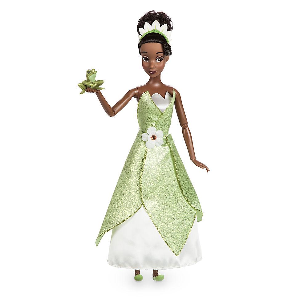 Кукла принцесса Тиана Дисней 2017