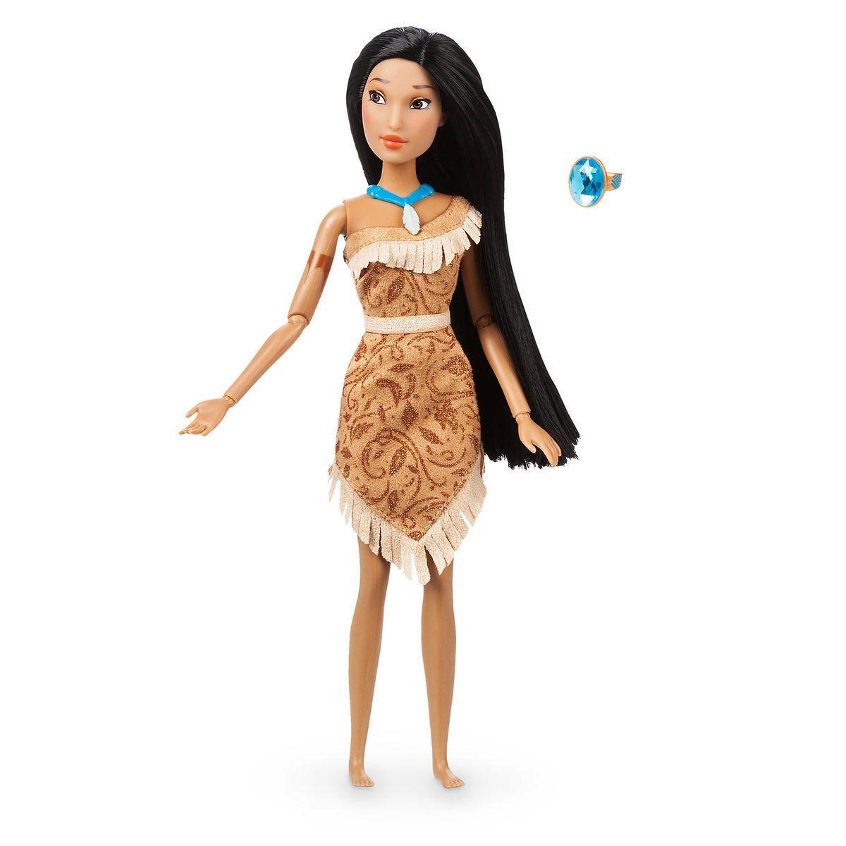 Кукла Покахонтас Дисней 2018