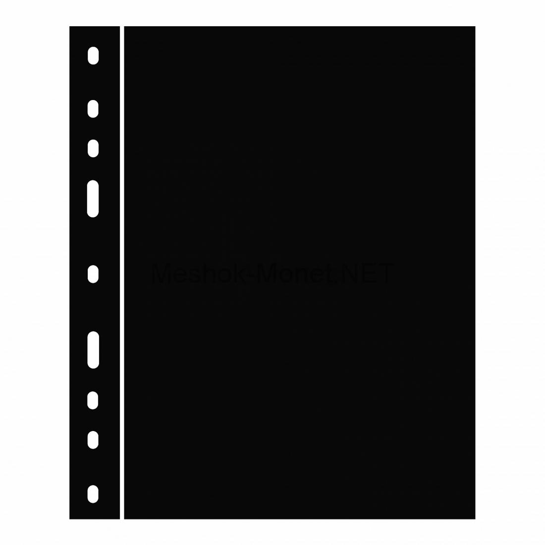 Прокладочный лист OPTIMA черный