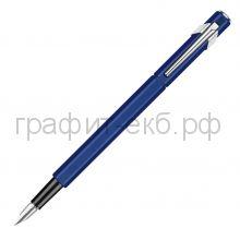 Ручка перьевая Caran d'Ache Office Classic Matte Navy Blue EF 842.159