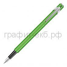 Ручка перьевая Caran d'Ache Office Fluo Yellow Green F 841.230