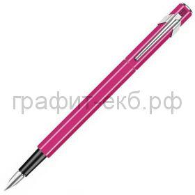 Ручка перьевая Caran d'Ache Office Fluo пурпурная F 841.090