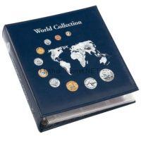 Альбом для монет серии NUMIS World Collection с 5 листами