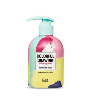 Жидкое мыло для рук ET.COLORFUL DRAWING SOFT HAND WASH(COLORFUL DRAWING) 250мл