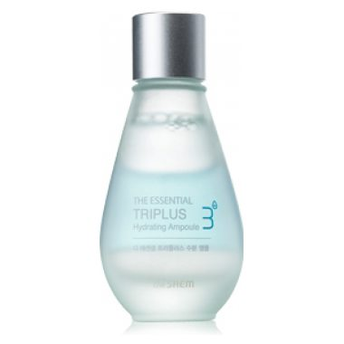 THE SAEM Triplus Трехфазное средство для увлажнения The Essential Triplus Hydrating Ampoule 30мл