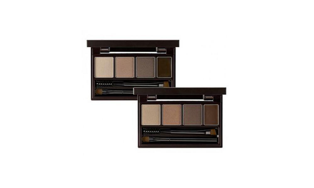 Набор для макияжа бровей THE SAEM Eco Soul Multi Brow Kit 3,8гр