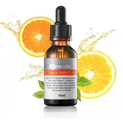 Сыворотка для лица антивозрастная Ciracle Vitamin ACE Sparkling Serum 30мл