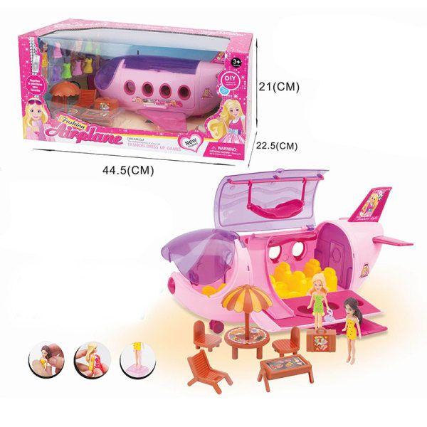 Игровой набор 7813 Самолет