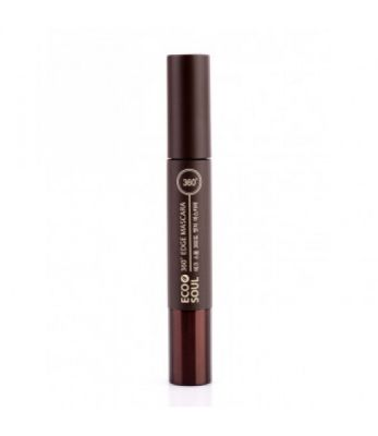THE SAEM EYE Тушь для ресниц Eco Soul 360 Edge Mascara 9мл