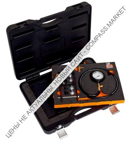 Тестер для измерения давления масла в двигателе