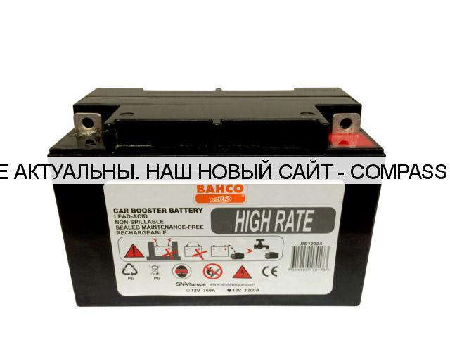 Аккумулятор для бустера 12В