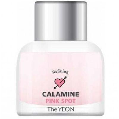 ЕОН Точечное средство от акне  TheYEON Refining Calamine Pink Spot 15мл