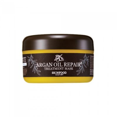 СФ Argan  Маска для волос восстанавливающая с маслом арганы Argan Oil Repair Plus Treatment Mask 200гр