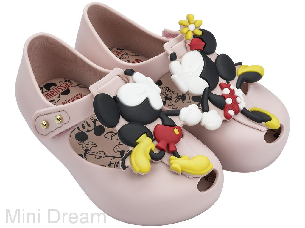 MINI MELISSA ULTRAGIRL + DISNEY TWINS III BB