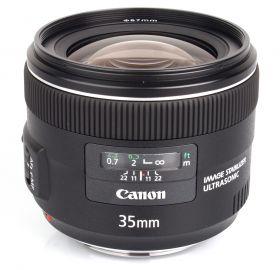 Объектив Canon EF 35mm f/2 IS USM